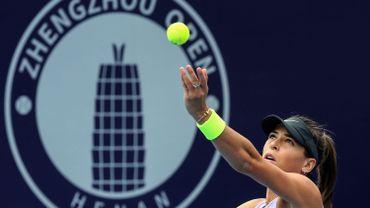 Karolina Pliskova triomphe à Zhengzhou, contre Petra Martic