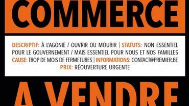 """Cri d'alarme des commerçants liégeois: """"Nous ne survivrons pas à une prolongation de fermeture"""""""
