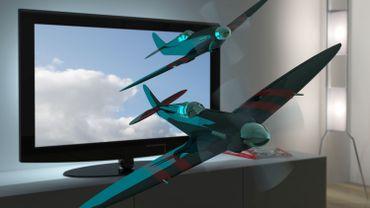 Les premiers téléviseurs 3D ont fait leur apparition en 2010