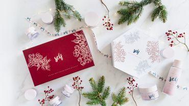 Self: des soins de beauté naturels fabriqués en Belgique à offrir pour Noël