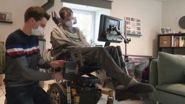 Chaiseroulante.be adapte les chaises aux besoins des patients