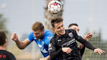 Gand et Zulte Waregem gagnent en amical, Genk partage contre Cologne