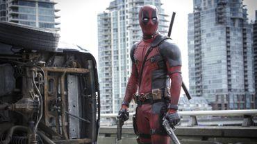 """""""Deadpool"""" est en lice pour le MTV award du meilleur film"""