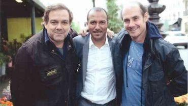 Pascal Légitimus, Bernard Campan et Didier Bourdon : Les Inconnus