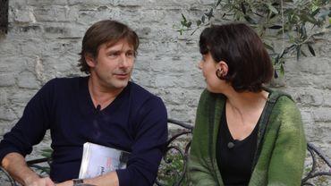 Le comédien, Bernard Yerlès et Barbara Abel