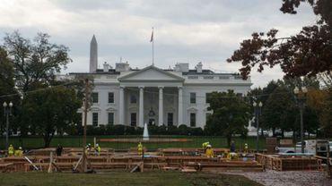 La Maison Blanche rouvre ses portes aux visiteurs