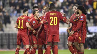 Le rendez-vous Euro 2020 repoussé pour les Diables rouges