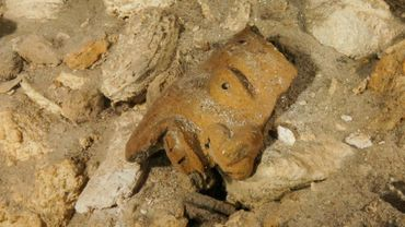 Des vestiges mayas découverts au Mexique dans une immense grotte inondée