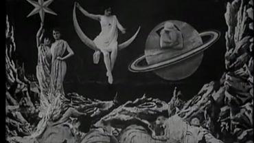"""""""Le Voyage dans la Lune"""" (1902) de Georges Méliès"""