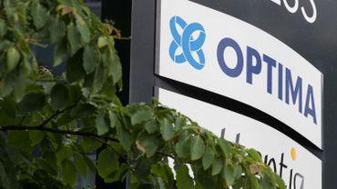 La banque Optima, dont le groupe Optima était actionnaire à 98%, avait été déclarée en faillite le 15 juin par le tribunal de commerce de Gand.