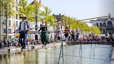 Franc succès pour la 11e édition du festival des arts du cirque HOPLA!