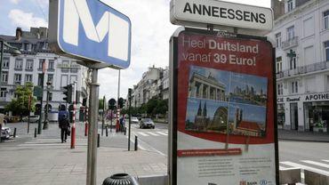 Exit donc le héros national belge du XVIIème siècle François Anneessens...