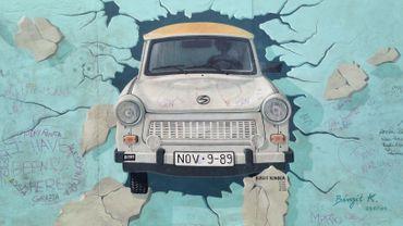 La Trabant, un des symboles de l'ancienne RDA