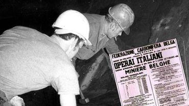 70 ans d'immigration italienne: des bras contre du charbon