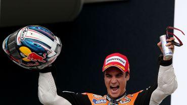 Pedrosa et Marquez chez Honda en 2013 et 2014