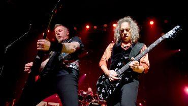 Metallica se produira deux fois au Sportpaleis en novembre prochain