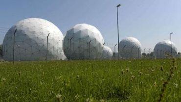 Une ancienne base d'écoute de la NSA en Allemagne