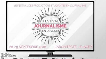 Festival Journalisme en Devenir.