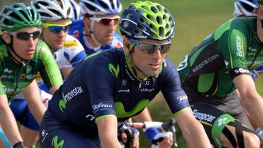 Cyclisme: Alejandro Valverde remporte le GP Indurain
