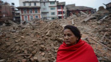 Les images de Katmandou et son héritage culturel ravagé par le séisme