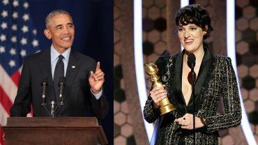 La série préférée d'Obama reçoit le Golden Globe de la meilleure comédie