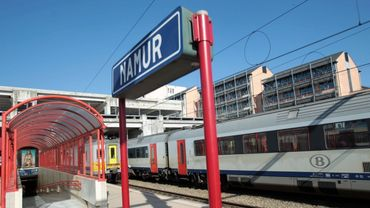 Les trains rouleront à 160km/h entre Namur et Ciney dès ce dimanche