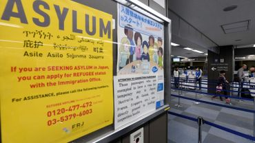 Centres d'immigration au Japon: grèves de la faim de détenus étrangers