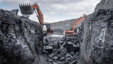 Tirée par l'Asie, la demande de charbon encore forte dans un avenir proche.