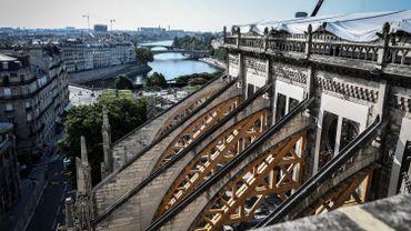 Notre-Dame de Paris: reprise du chantier prévue le lundi 19 août.