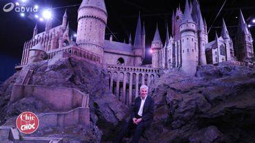Stuart Craig, le décorateur des films Harry Potter