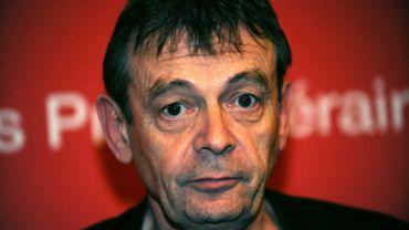 L'écrivain Pierre Lemaitre