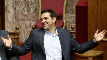 Des élections dont Tsipras espère sortir en grand vainqueur.
