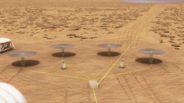 Un réacteur nucléaire verra-t-il le jour sur Mars en 2022 ?