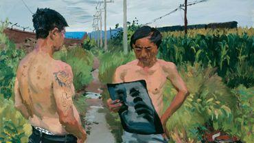 LIU XIADONG, 'Bent Rib', 2010