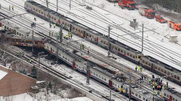 La catastrophe de Buizingen a eu lieu en 2010