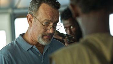 """Tom Hanks est sur la route des Oscars 2014 avec le rôle-titre de """"Capitaine Phillips""""."""