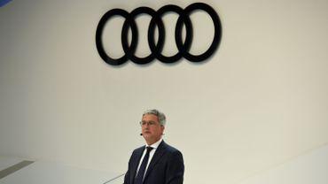 Tricherie antipollution: le patron d'Audi dans le collimateur de la justice