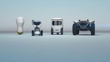 Lors du CES 2018, Honda dévoilera ses nouveaux concepts robotisés 3E (Empower, Experience, Empathy)