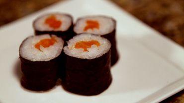 Pas de sushi radioactif à Bruxelles