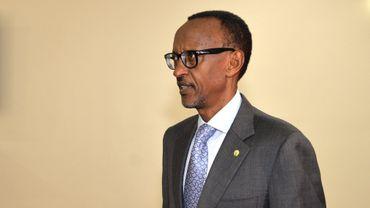 Emmanuel Karenzi Karake est un proche du président rwandais Paul Kagame (en photo)
