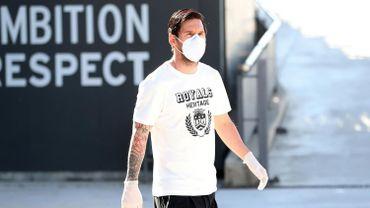 """Coronavirus: Pour Lionel Messi, le football """"ne sera plus jamais le même"""""""