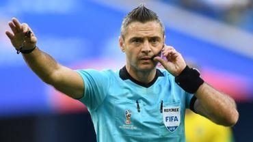 Damir Skomina, 42 ans, arbitrera sa première finale de Ligue des Champions