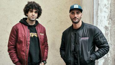 Les réalisateurs Adil El Arbi and Bilall Fallah