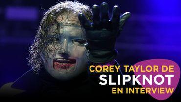 Corey Taylor de Slipknot en interview