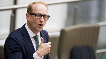 Ben Weyts, ministre flamand du Bien-être animal