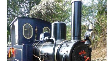 Le Chemin de Fer de Sprimont au chevet de sa locomotive à vapeur