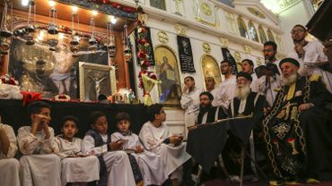 Les coptes d'Egypte célèbrent Pâques dans la tristesse et la crainte