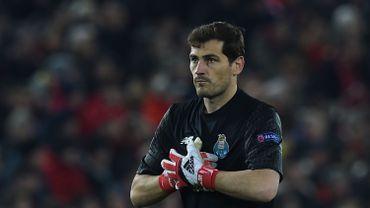 La presse espganole annonce qu'Iker Casillas a été hospitalisé d'urgence pour un problème cardiaque