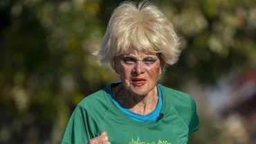 À 85 ans, Ginette était la doyenne du marathon de New York