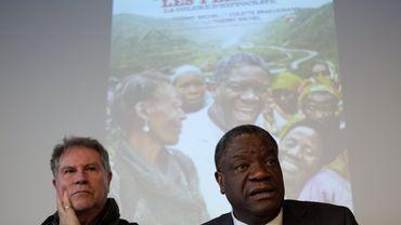 RDC: Thierry Michel dépose plainte après des menaces liées au prix Nobel de la paix Denis Mukwege